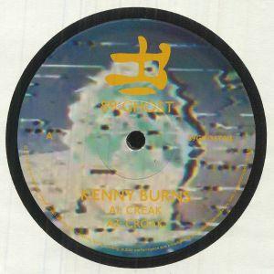 BURNS, Kenny - EP