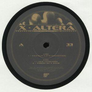 X ALTERA - New Harbinger EP