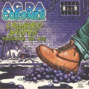 AG DA CORONER - Crushed Grapes