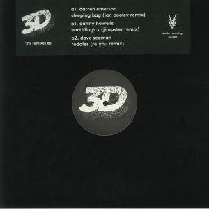 EMERSON, Darren/DANNY HOWELLS/DAVE SEAMAN - The Remixes EP