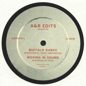 GREENWOOD, Henry/PEZA/DEREK KAYE/SOPHIE LLOYD - A&R Edits Revisited 1