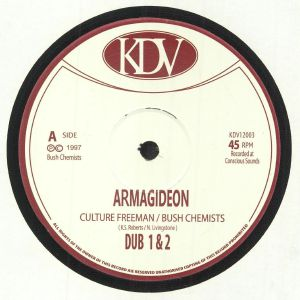 CULTURE FREEMAN/BUSH CHEMISTS - Armagideon