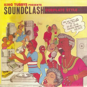 VARIOUS - King Tubbys Presents Soundclash Dubplate Style (warehouse find, slight sleeve wear)