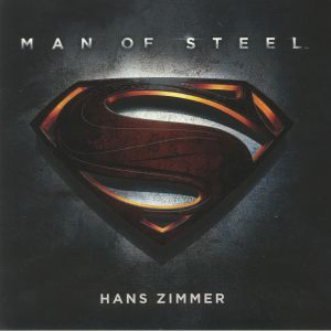 ZIMMER, Hans - Man Of Steel (Soundtrack)
