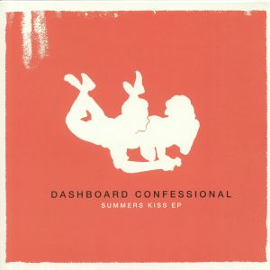 DASHBOARD CONFESSIONAL - Summers Kiss EP