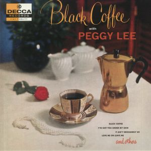 PEGGY LEE - Black Coffee (reissue)