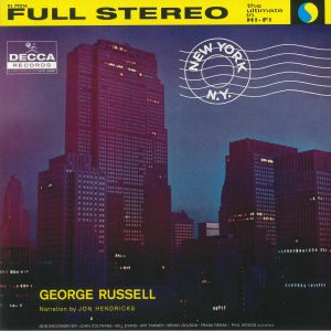 RUSSELL, George & HIS ORCHESTRA - New York NY (reissue)