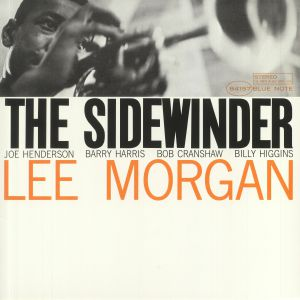 MORGAN, Lee - The Sidewinder (reissue)