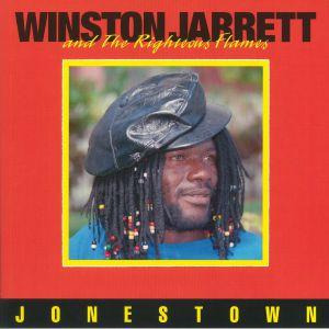 JARRETT, Winston/THE RIGHTEOUS FLAMES - Jonestown (remastered)