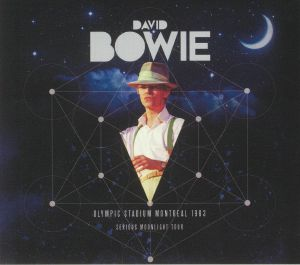 BOWIE, David - Olympic Stadium Montreal 1983: Serious Moonlight Tour