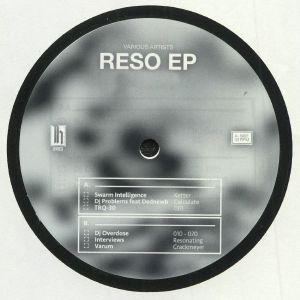 SWARM INTELLIGENCE/DJ PROBLEMS/TRQ 30/DJ OVERDOSE/INTERVIEWS/VARUM - Reso EP