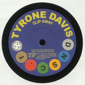 DAVIS, Tyrone/GENE CHANDLER - Slip Away