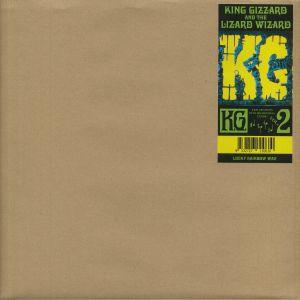 KING GIZZARD & THE LIZARD WIZARD - KG Vol 2