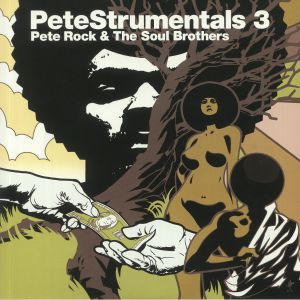 ROCK, Pete & THE SOUL BROTHERS - PeteStrumentals 3