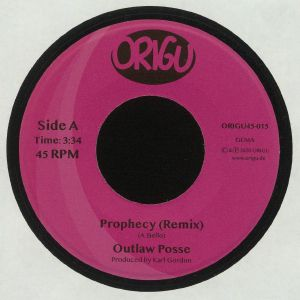 OUTLAW POSSE - Prophecy