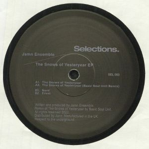 JAMN ENSEMBLE/BASIC SOUL UNIT - The Snows Of Yesteryear (incl Basic Soul Unit remix)