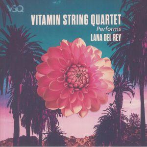 VITAMIN STRING QUARTET - Performs Lana Del Rey (Record Store Day 2020)