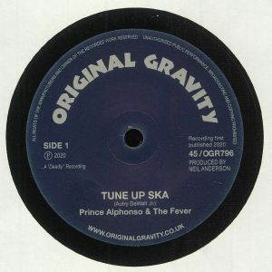 ALPHONSO, Prince & THE FEVER - Tune Up Ska (reissue)