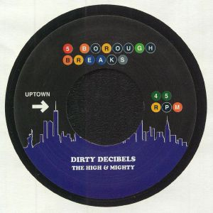 HIGH & MIGHTY, The/SIMON HASELEY - Dirty Decibels
