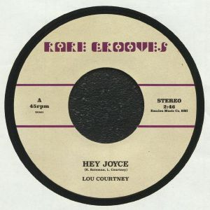 COURTNEY, Lou/JOHNNIE TAYLOR - Rare Grooves Volume 2