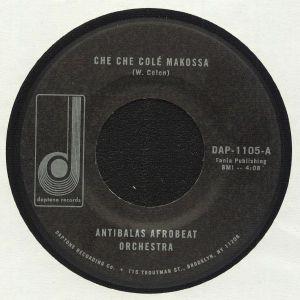 ANTIBALAS AFROBEAT ORCHESTRA - Che Che Cole Makossa (reissue)