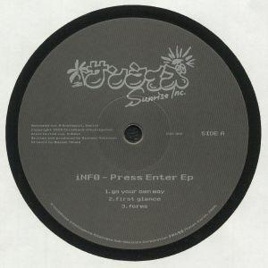 INFO - Press Enter EP