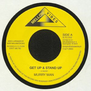 MURRY MAN - Get Up & Stand Up