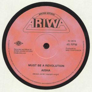 AISHA/MAD PROFESSOR - Must Be A Revolution
