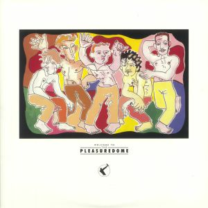 FRANKIE GOES TO HOLLYWOOD - Welcome To The Pleasuredome (reissue)