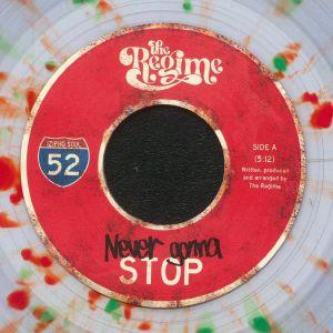 REGIME - Never Gonna Stop (reissue)