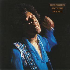 HENDRIX, Jimi - Hendrix In The West (reissue)