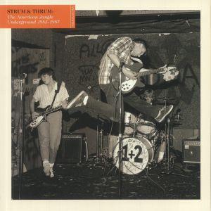 VARIOUS - Strum & Thrum: The American Jangle Underground 1983-1987