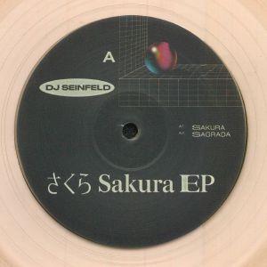 DJ SEINFELD - Sakura EP (reissue)