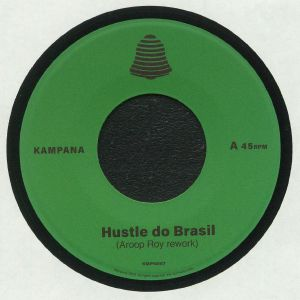 AROOP ROY - Hustle Do Brasil
