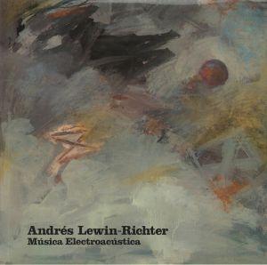 LEWIN RICHTER, Andres - Musica Electroacustica (reissue)