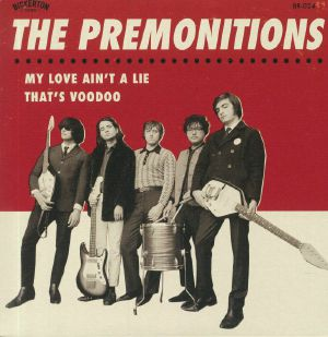 PREMONITIONS, The - My Love Ain't A Lie (B-STOCK)