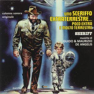 GUIDO & MAURIZIO DE ANGELIS - Uno Sceriffo Extraterrestre Poco Extra E Molto Terrestre (Soundtrack)