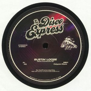 BUSTIN' LOOSE - Disco Connection EP