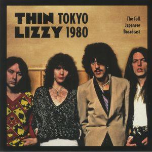 THIN LIZZY - Tokyo 1980
