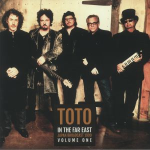 TOTO - In The Far East: Japan Broadcast 1999 Volume One