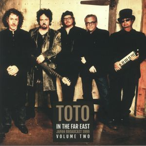 TOTO - In The Far East: Japan Broadcast 1999 Volume Two