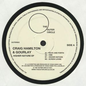 HAMILTON, Craig/GOURLAY - Higher Nature EP
