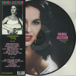 JACKSON, Wanda - I Remember Elvis