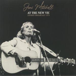 MITCHELL, Joni - At The New Vic: London Broadcast 1974