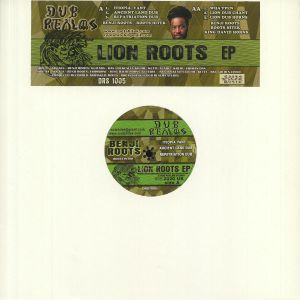 BENJI ROOTS/ROOTS HITEK/KING DAVID HORNS - Lion Roots EP
