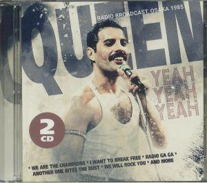 QUEEN - Yeah Yeah Yeah: Radio Broadcast Osaka 1985