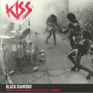 KISS - Black Diamond: Lafayette Music Room Memphis TN April 18th 1974 FM Broadcast
