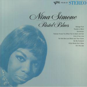 SIMONE, Nina - Pastel Blues (reissue)