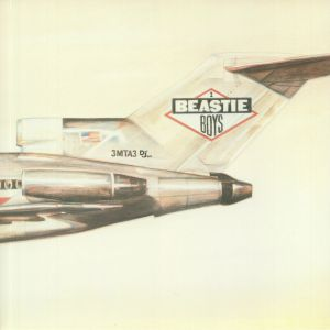 BEASTIE BOYS - Licensed To Ill (reissue)