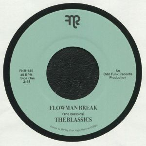 BLASSICS, The/TATASOMBA - Flowman Break